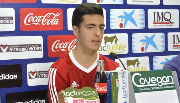 Mikel Merino: