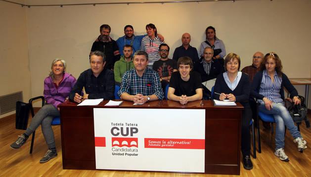 CUP abre a la participación la elección de sus candidatos