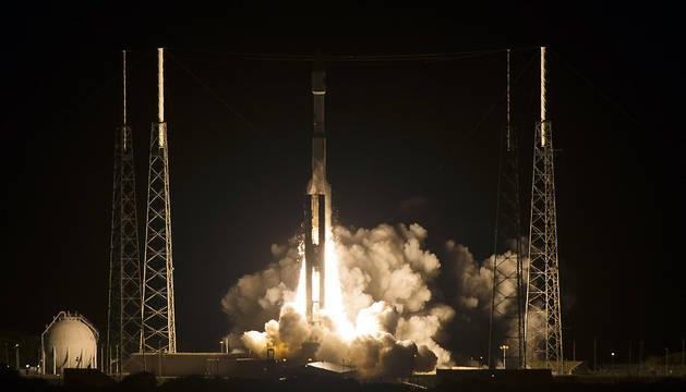La NASA inicia una misión sobre los campos mágneticos