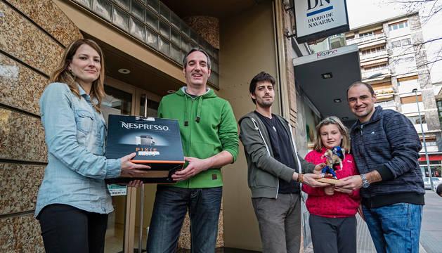 Javier Rada gana el premio de fotografía de carnaval