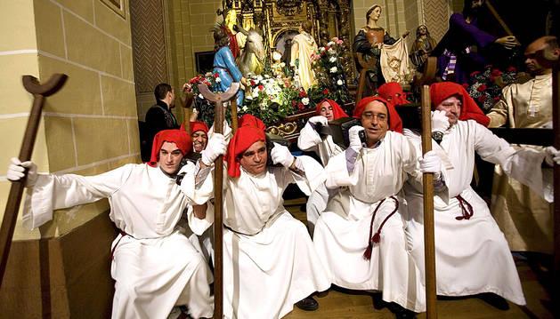 Procesión del Santo Entierro de Corella.