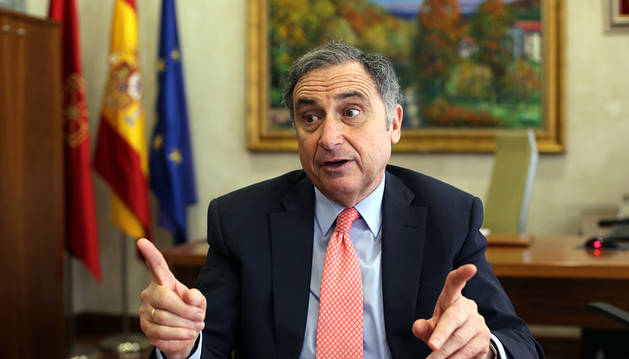 José Antonio Sarría, presidente del CEN.