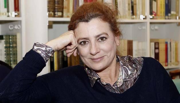 La periodista Ángeles Caso, candidata a la lista electoral de Somos Oviedo