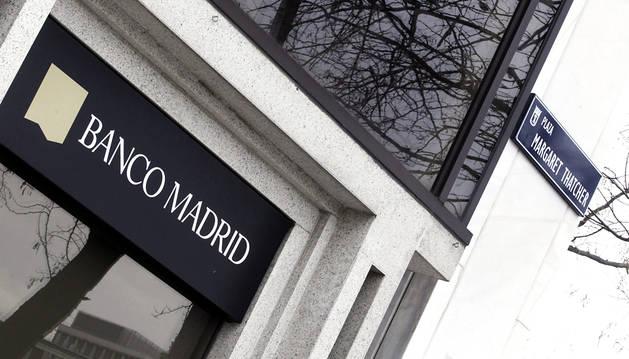 Los clientes de Banco Madrid tardarán en recuperar sus ahorros