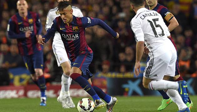 Barcelona-Real Madrid (2-1)