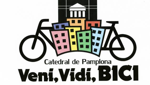 Logotipo de la promoción de la bicicleta