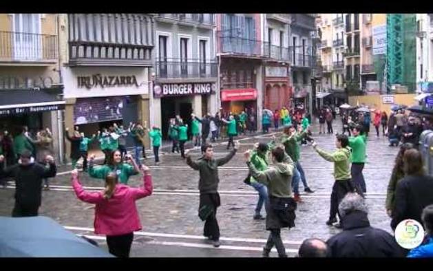 Aniversario del grupo de danzas Oberena