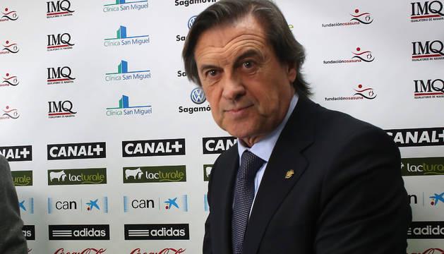 El expresidente Miguel Archanco