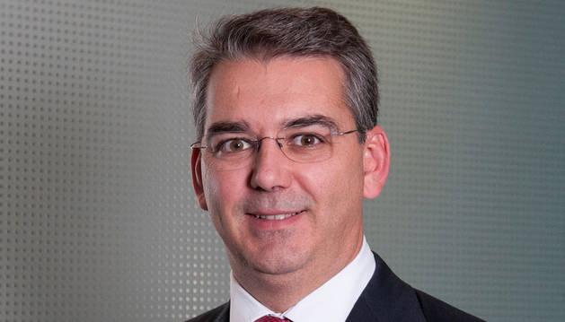 Aurelio Orrillo, socio de Garrigues