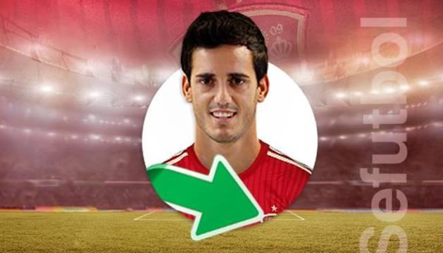 El delantero del Málaga, Juanmi