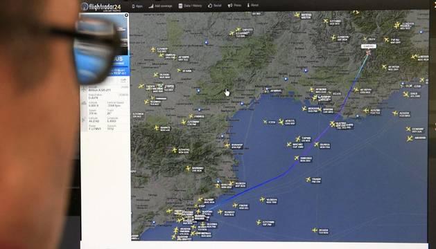 Se estrella en Francia un avión que iba de Barcelona a Alemania