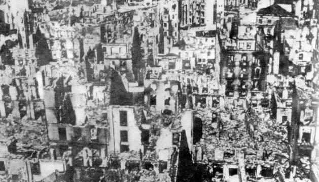 Las bombas de Guernica llegan a la gran pantalla