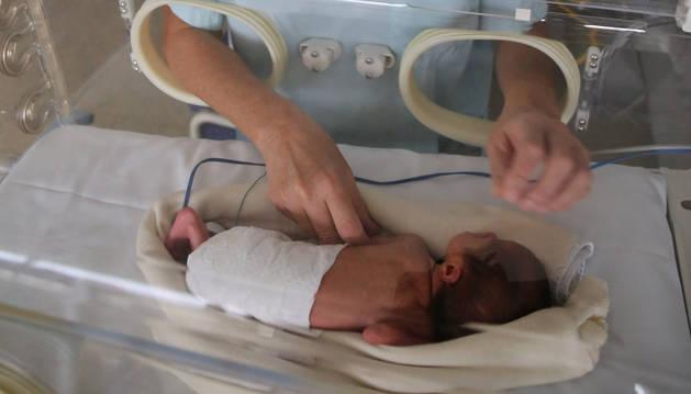 El 1% de los recién nacidos pesa menos de 1.500 gramos