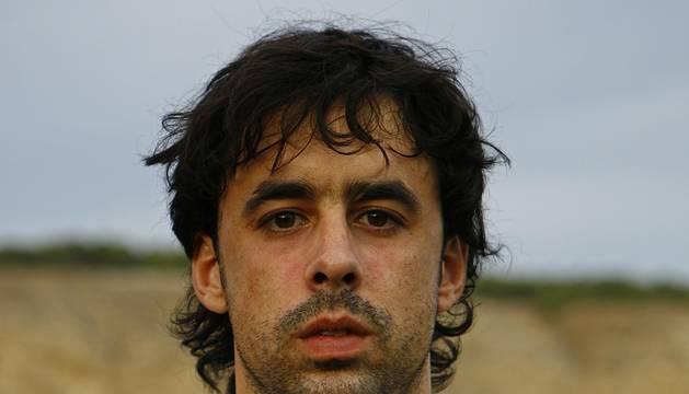 Imagen de Óscar Resano en su última temporada como jugador del River Ega.