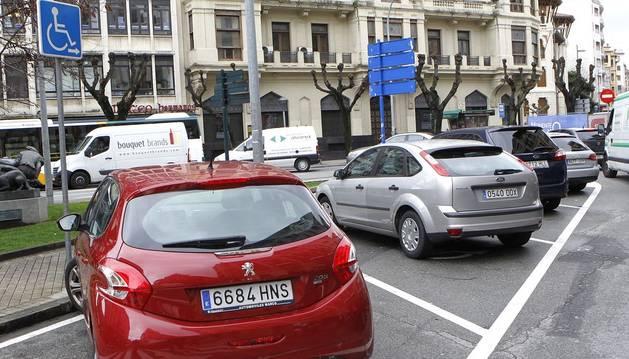 """Pamplona controlará """"el buen uso"""" de las tarjetas para discapacitados"""