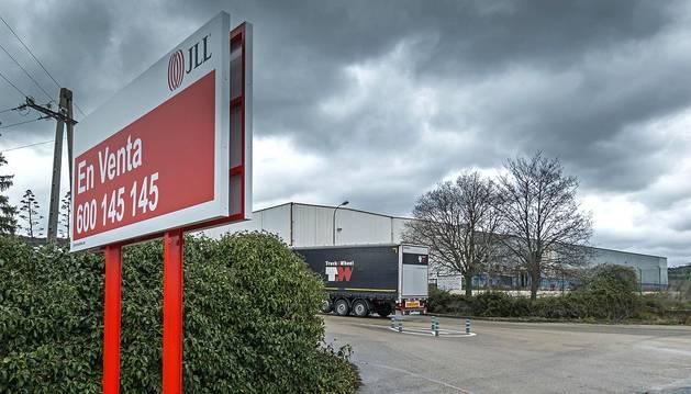 BSH reutiliza como almacén la fábrica de Estella mientras sigue en venta