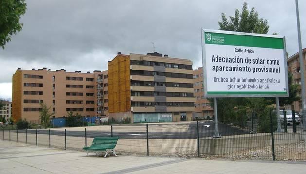 El Ayuntamiento vende a Vitra (CC.OO.) una parcela en Rochapea