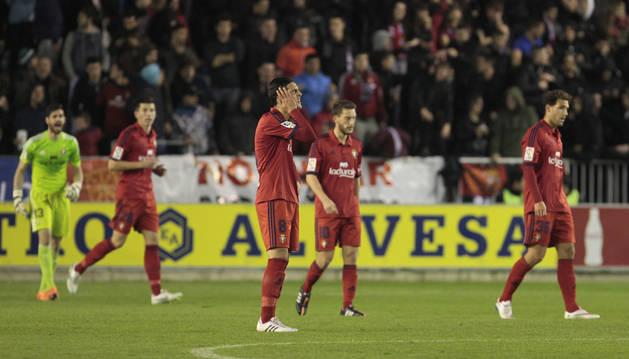 Merino, Torres y Yoel, contra el Alavés