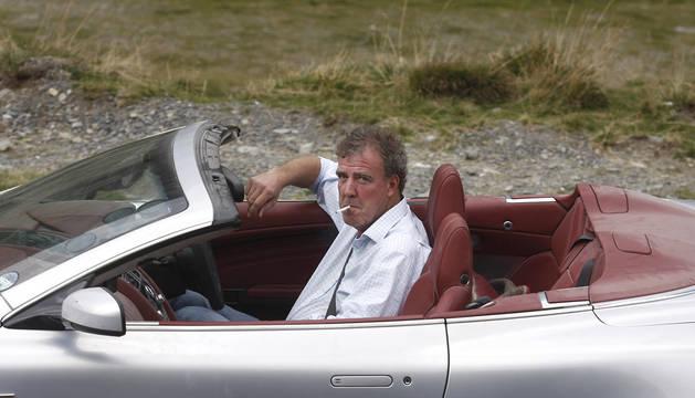 El expresentador de la BBC, Jeremy Clarkson.
