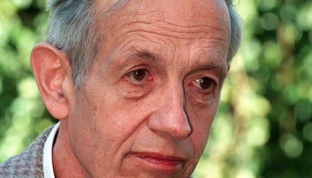 John Nash gana el premio Abel, nobel de las matemáticas