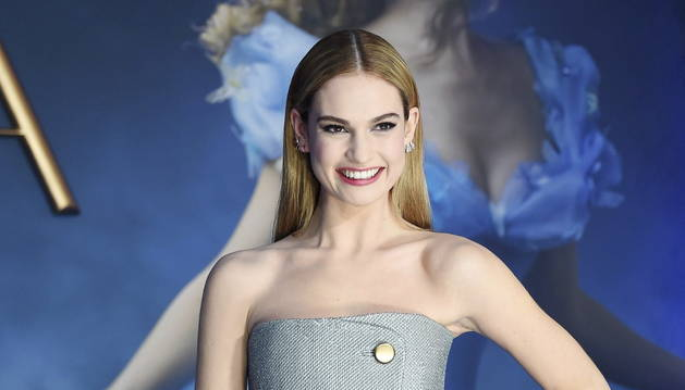 Lily James: