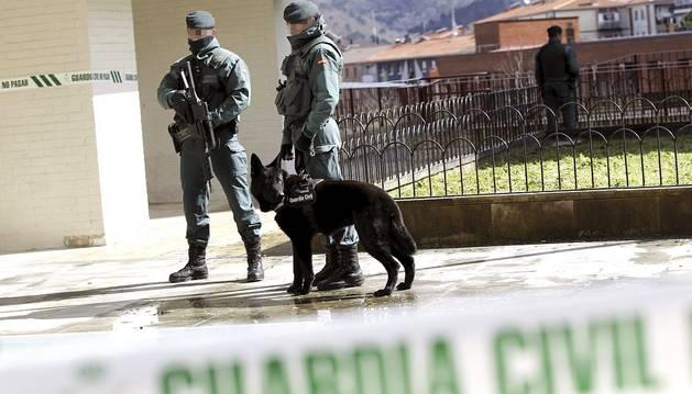 Cuatro detenidos en un golpe a una red de apoyo a presos de ETA