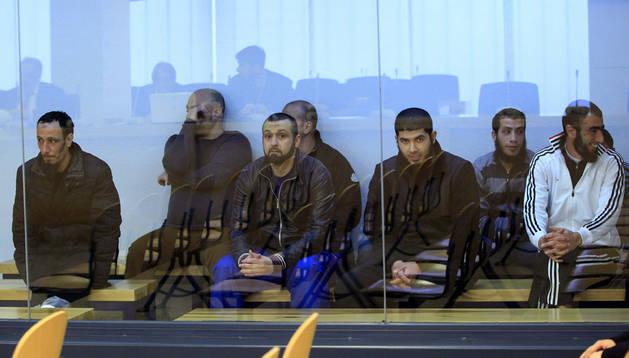 La Audiencia Nacional juzga a partir de hoy a la primera célula desarticulada en España dedicada al reclutamiento de yihadistas