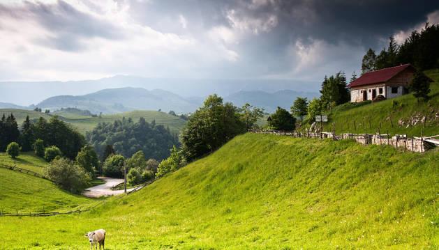 Navarra lidera la ocupación rural con un 84,78% durante la Semana Santa.