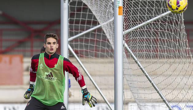 Ezkieta se va en junio al Barça B