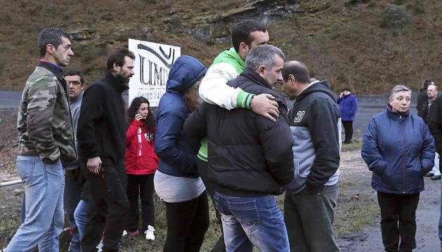 Un muerto y dos heridos en un accidente en una mina de León