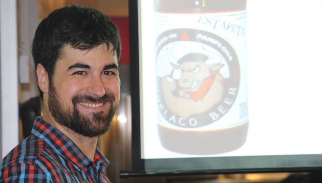 David Salinas, socio de Morlaco Beer