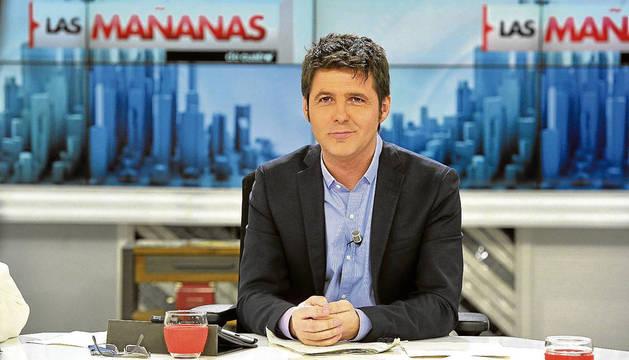 Mediaset aparta a Jesús Cintora de 'Las Mañanas de Cuatro'