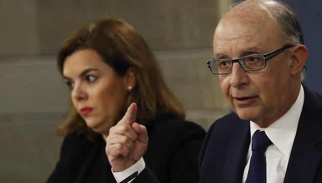 El Consejo de Ministros da uz verde a la lista de morosos con Hacienda
