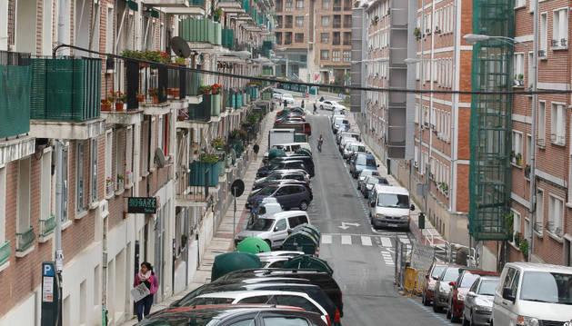 El barrio de la Milagrosa.
