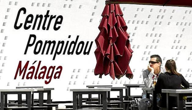 Inauguración del Museo Pompidou de Málaga
