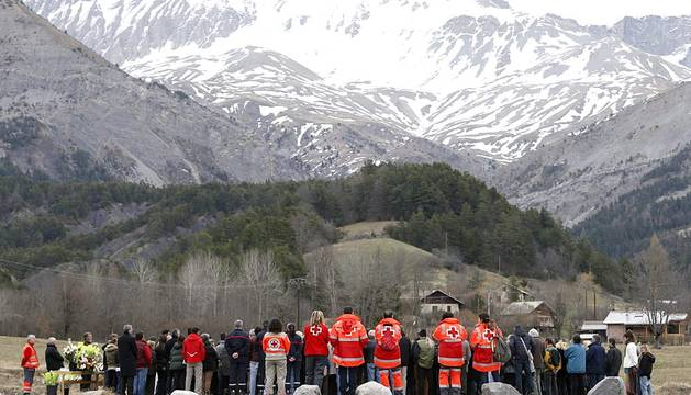 Duelo por los fallecidos en el accidente aéreo de Germanwings