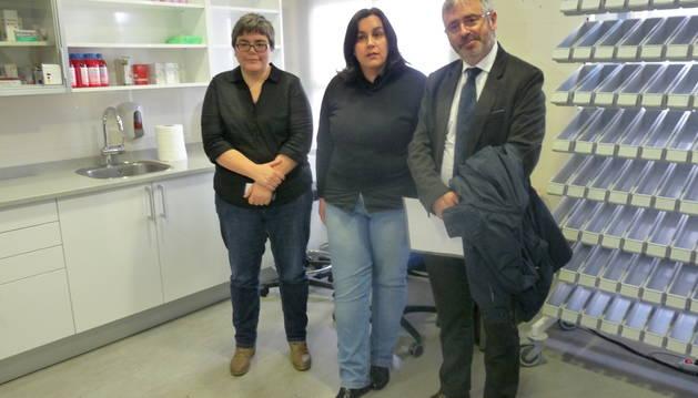 Estrenado el servicio de farmacia hospitalaria para residencias