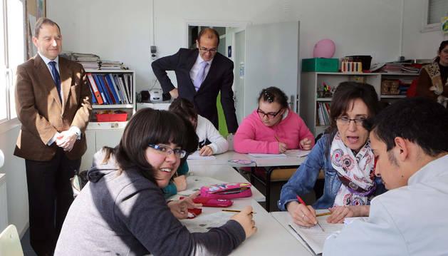 Convocan un concurso de ideas para diseñar un colegio en Isterria