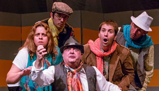El teatro, danza y música llegan a Tafalla en primavera