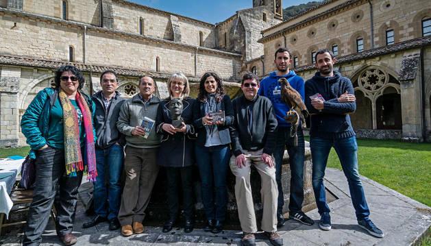 Novedades del monasterio al pantano para la campaña de Tierras de Iranzu