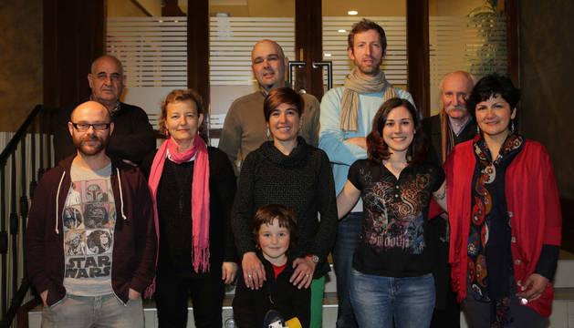 Aranzadi alternará hombre y mujer en su lista para Pamplona