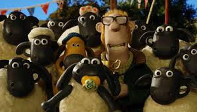 Escenas de 'La oveja Shaun'