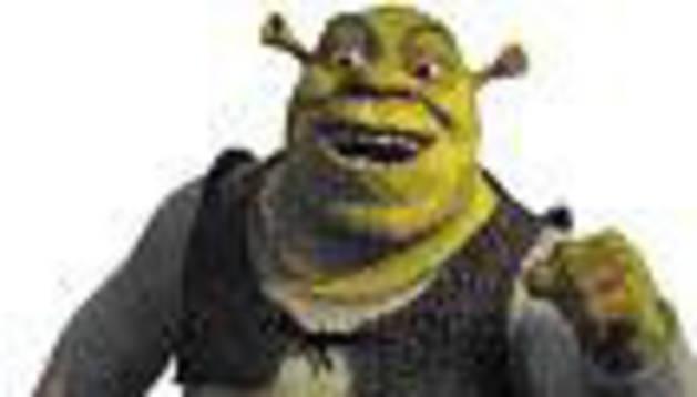 El ogro 'Shrek'.