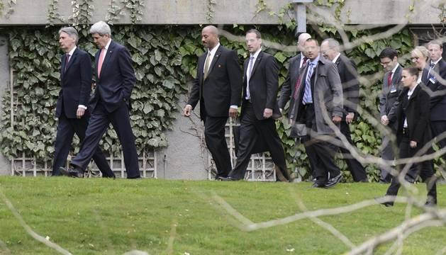 Las sanciones y el uranio enriquecido, escollos de la negociación con Irán
