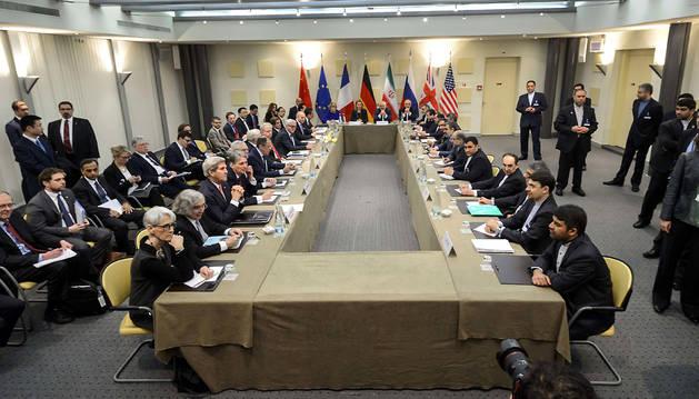 Continúan las negociaciones con Irán y se van resolviendo temas