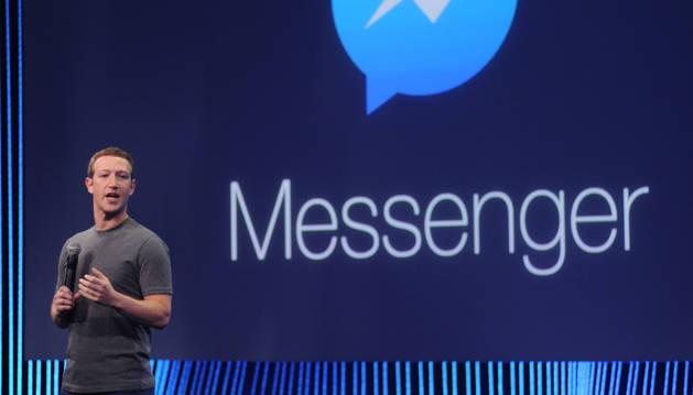 Facebook impulsa su aplicación Messenger frente a Whatsapp