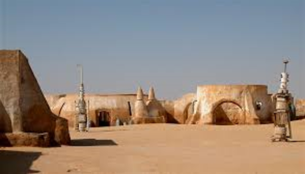 Los escenarios de Star Wars, a salvo del Estado Islámico