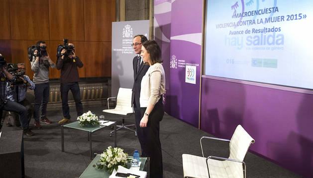 Un 12,5% de mujeres ha sufrido alguna vez maltrato en España