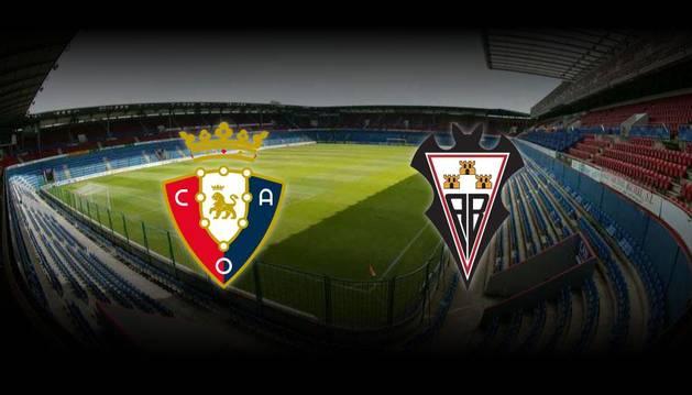 Osasuna-Albacete