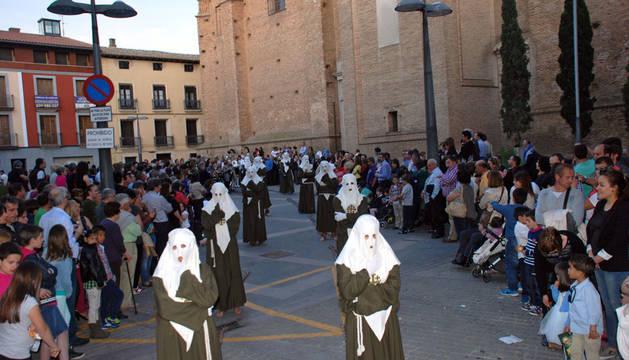 Semana Santa barroca en Corella